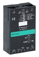 Gefran GT Solid state relays with analog control