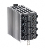 Gefran GTS-L4 Power Solid State Relays with four independent Solid State